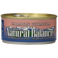 Natural Balance Cat canned food (Salmon formula) 170gm