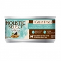 Holistic Select Cat canned food (White Fish & Herring) 160gm