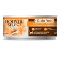 Holistic Select Cat canned food (Turkey & Salmon) 160gm