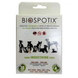 Biospotix Flea Repellent Collar for Large Dogs >30kg