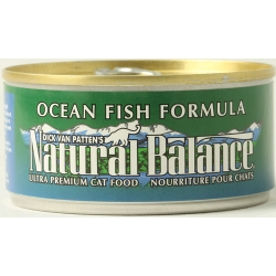 Natural Balance Cat canned food (Ocean Fish) 170gm