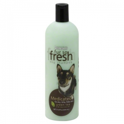 Sergeant's Fresh Medicated Green Tea Shampoo (645gm)