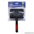 Hello Pet Self-cleaning Slicker Brush