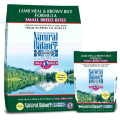 Natural Balance Lamb Meal & Brown Rice Formula Small Bites (2.27kg)