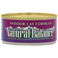 Natural Balance Indoor Cat Formula Canned Cat Food (0.17kg)