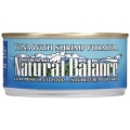 Natural Balance Tuna & Shrimp Formula Canned Cat Food 170gm