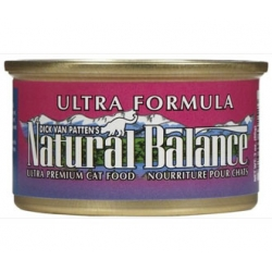 Natural Balance Ultra Formula Canned Cat Food 170gm