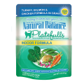 Natural Balance Platefulls Indoor Formula Turkey, Salmon & Chicken in Gravy (0.085kg)