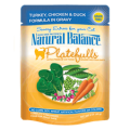 Natural Balance Platefulls Turkey, Chicken & Duck Formula in Gravy (0.085kg)