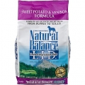 Natural Balance Sweet Potato & Venison Formula (2.27kg)