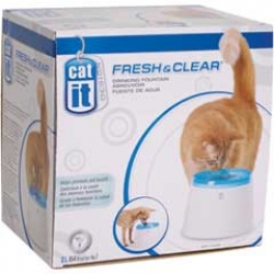 Catit Fresh & Clear Drinking Fountain (3 liter capacity)
