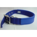 Pet Collar Thick Nylon (Blue)