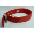 Pet Collar Thick Nylon (Red)