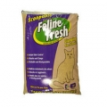 Feline Fresh Scoopable Clumping Pine Cat Litter (3.18kg)