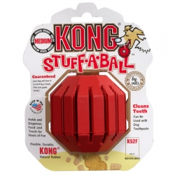 Kong Stuff-A-Ball Dog Toy (Medium)