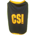 T-Shirt: CSI black Jersey