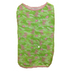T-Shirt: Major flirt green Jersey