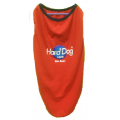 T-Shirt: Hard dog red Jersey