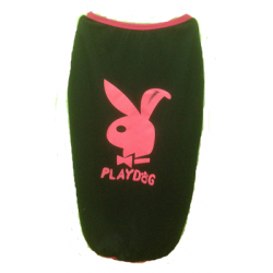 T-Shirt: Playdog Black Jersey