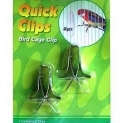 Percell Quick Clips Bird Cage Clip (1 piece)