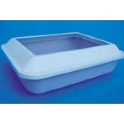 Cat Litter Tray with Cover (Large)