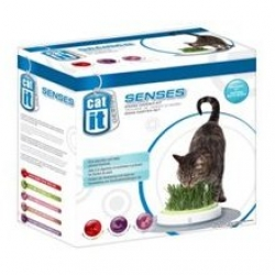 Catit Design Senses Grass Garden Refill Kit