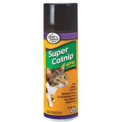 Four Paws Super Catnip Spray - 5 oz