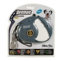 AVENUE RETRACTABLE CORD LEASH - LARGE LONG (5M)