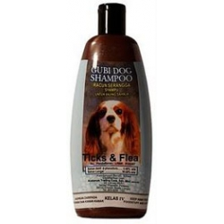 Gubi Ticks & Flea Shampoo 500ml