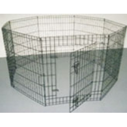 "Playpen with door - 36"" high"