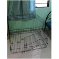 "Playpen with door - 24"" high (4 pieces)"