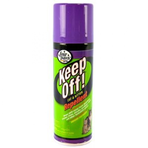 Four Paws Keep Off Repellent Cat Kitten