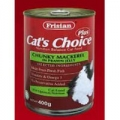 Frisian Cat's Choice Chunky Mackerel & Prawn (400g)