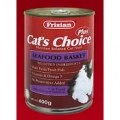 Frisian Cat's Choice Seafood Basket (400g)