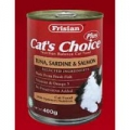 Frisian Cat's Choice Tuna, Sardine & Salmon (400g)