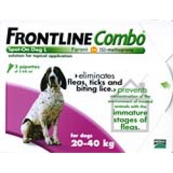 Frontline Spot-On Combo Dogs (L)