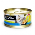 Fussie Cat Premium Tuna with Small White Fish 80gm