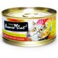 Fussie Cat Premium Tuna with Salmon 80gm