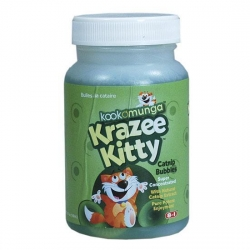 Kookamunga Krazee Kitty Catnip Bubbles