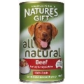 Nature's Gift Beef (700g)