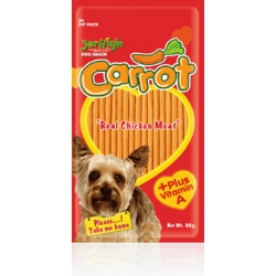 Jerhigh Carrot Soft Snack 80g